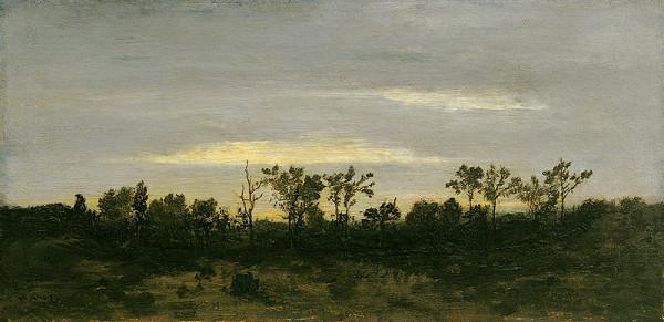 Narcisse Díaz de la Peña - Les ve Fontainebleau