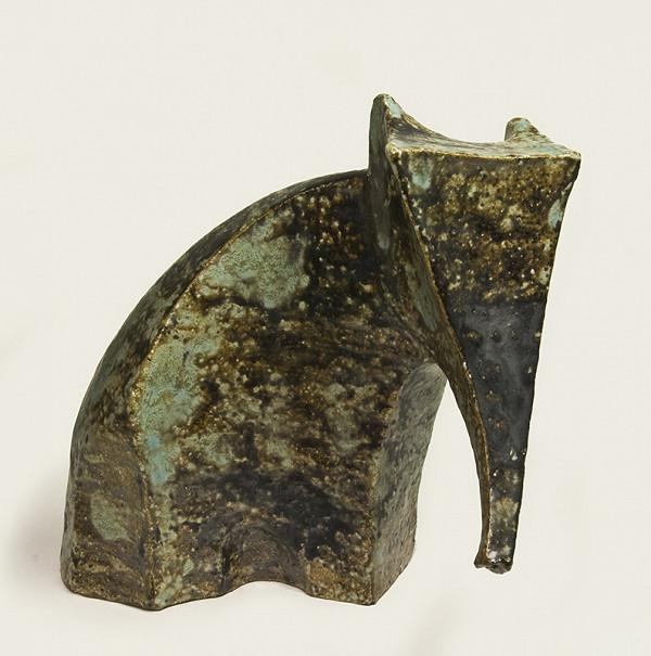 Julie Horová - Plastika figurálna – Slon