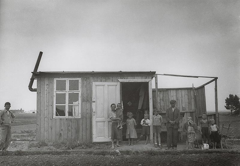 Iľja Jozef Marko – Čo mohol poskytnúť takýto domov tejto rodine?, 1936 – 1937, Archív výtvarného umenia AVU SNG