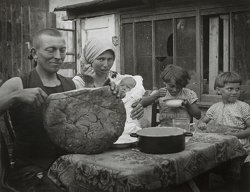 Iľja Jozef Marko – Po výplate, 1936 – 1937, Archív výtvarného umenia AVU SNG