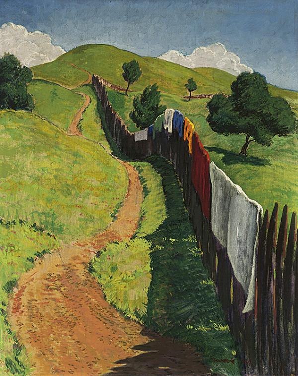 Edmund Gwerk – Štiavnická krajina