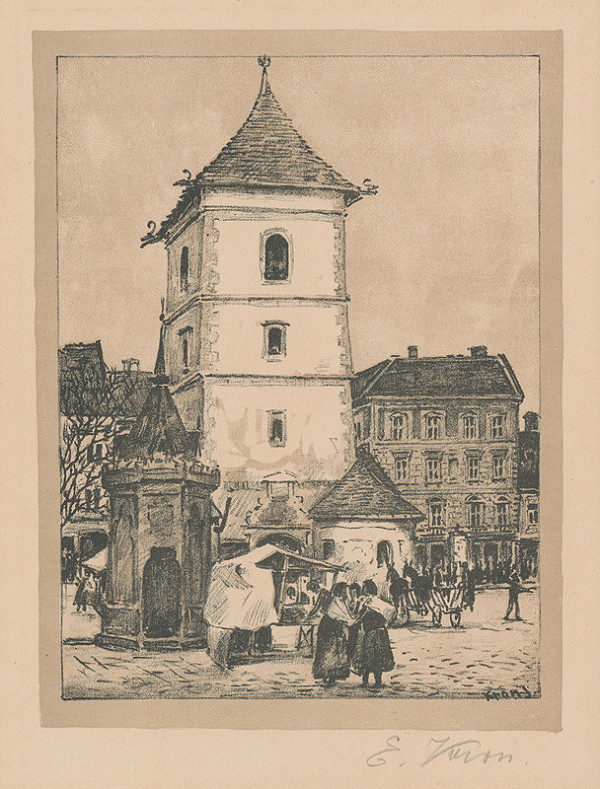 Eugen Krón – Urbanova veža