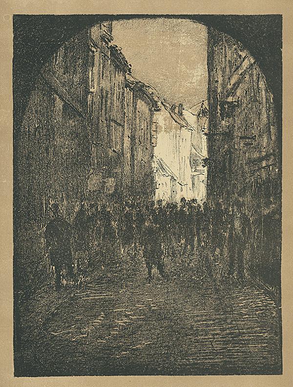 Eugen Krón – Zámočnícka ulica
