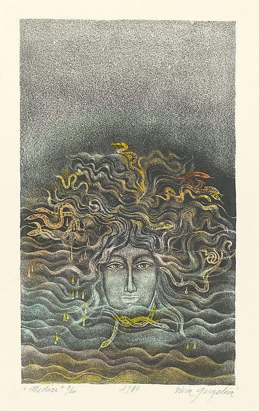 Viera Gergeľová – Medúza