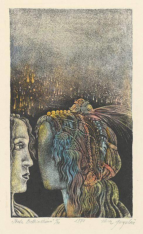 Viera Gergeľová – Pocta Botticellimu