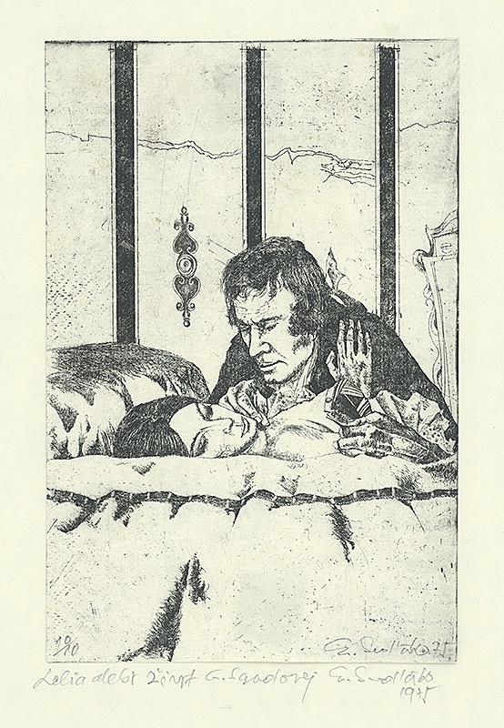 Emil Sedlák – Lelia alebo život G.Sandovej II.