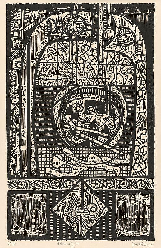 Ján Ondriska – Elementy II.