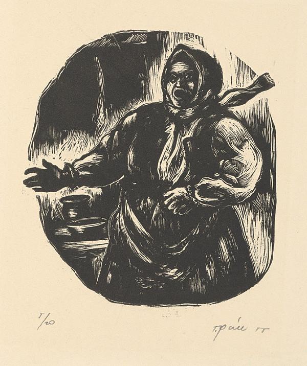 Tibor Gáll - Starena (k balade Filúz a striga)