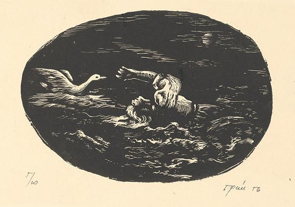 Tibor Gáll – Utopená (k balade Zlatá húska)