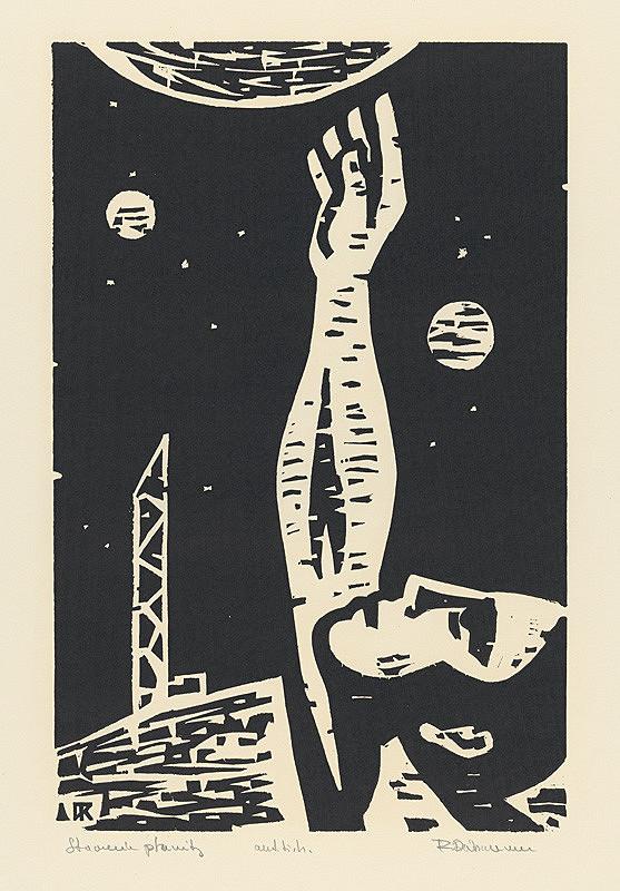 Robert Dúbravec – Stvorenie planéty