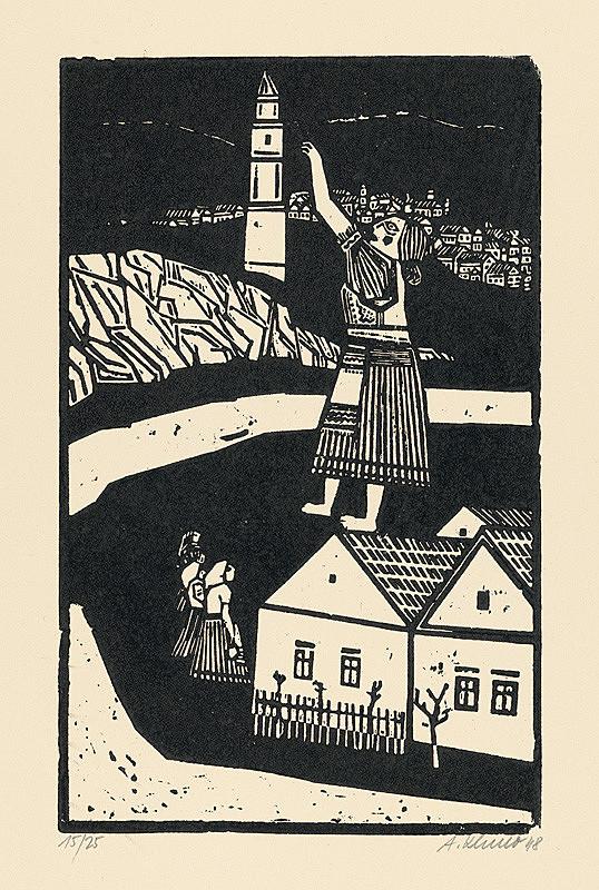 Alojz Klimo - Smrť Jánošíkova IV.