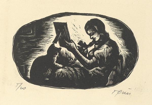 Tibor Gáll – Pred zrkadlom