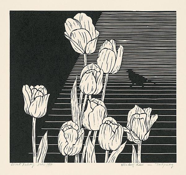 Orest Dubay – Tulipány