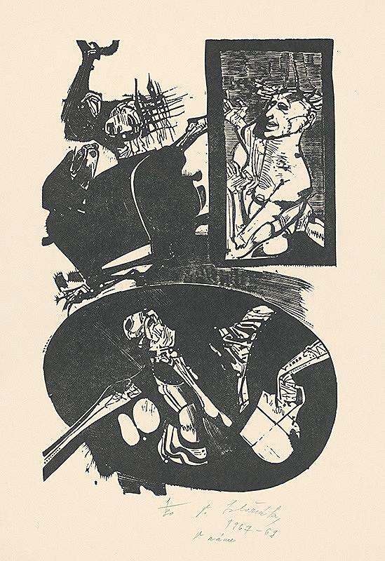 Vincent Hložník – V ráme