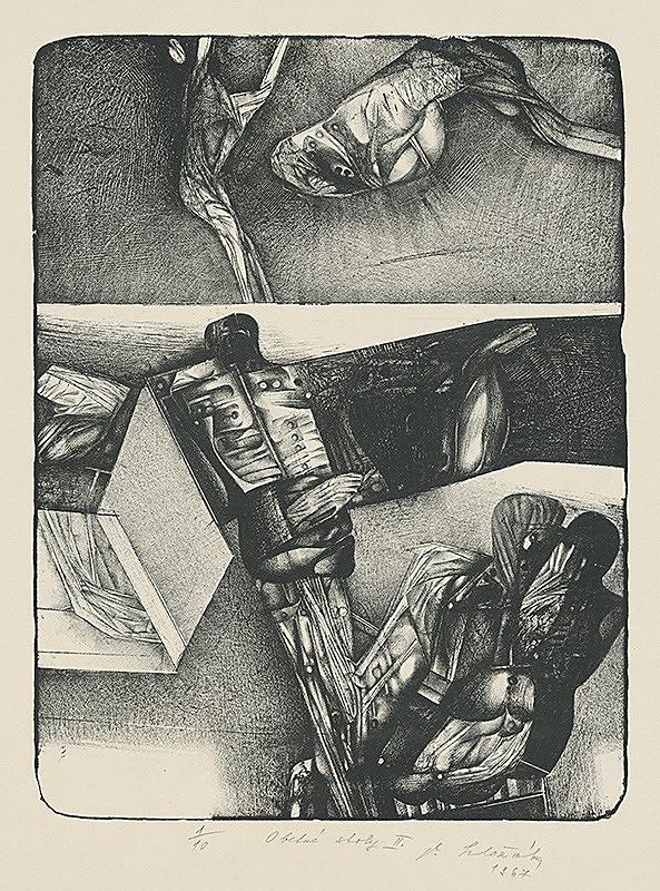 Vincent Hložník – Obetné stoly II.