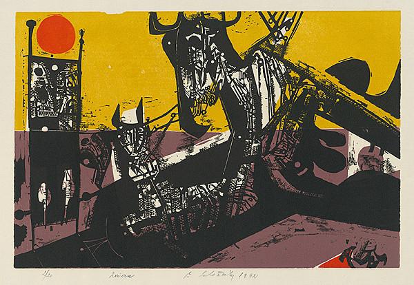 Vincent Hložník – Zviera