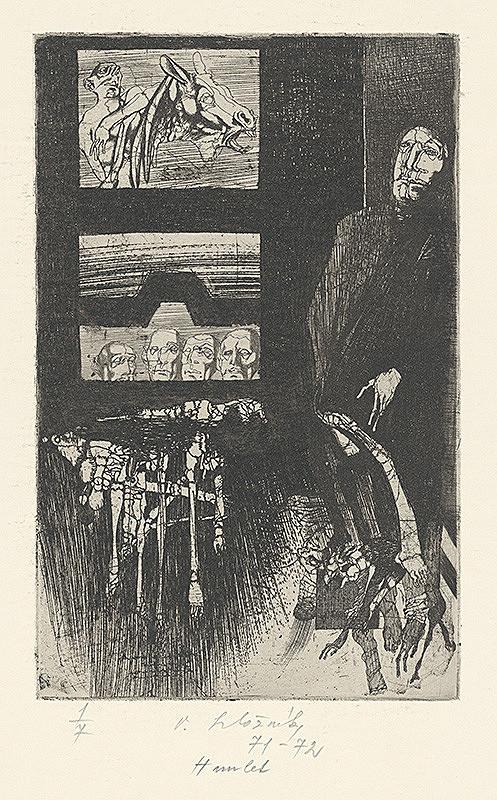 Vincent Hložník - Hamlet