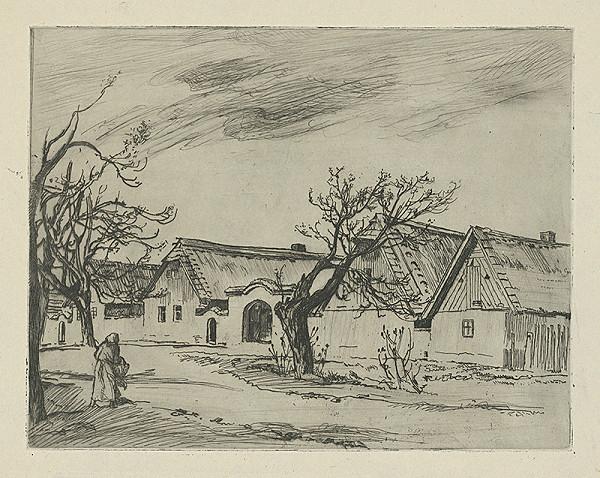 Jaroslav Vodrážka – Na dedine