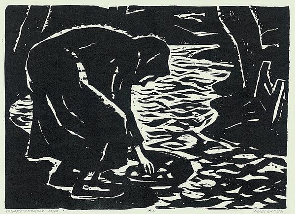 Andrej Barčík – Umývanie zemiakov