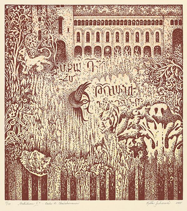 Kvetoslava Fulierová – Prelúdium II. Pocta A.Chačaturjanovi