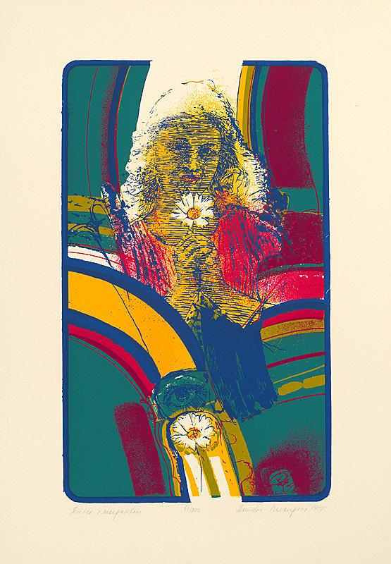 Stanislav Harangozó – Dievča s margarétou