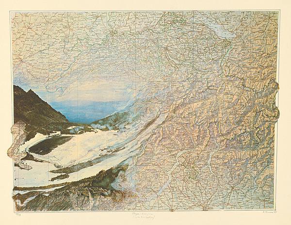 Daniel Fischer – Mapa - krajina