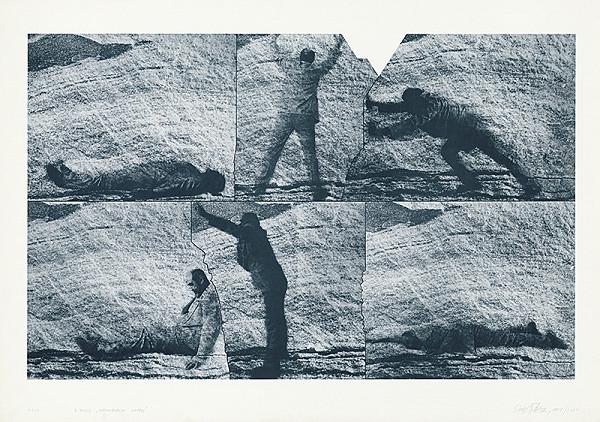 Rudolf Sikora - Ohmatávanie hrobu