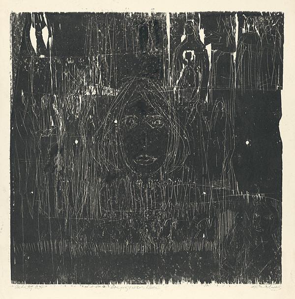 Andrej Doboš – Kompozícia s hlavou