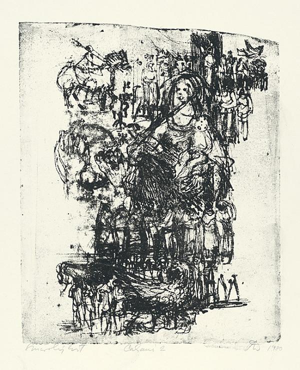 Andrej Doboš – Čakanie 2