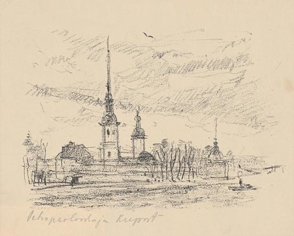 Andrej Doboš – Petropavlovská pevnosť