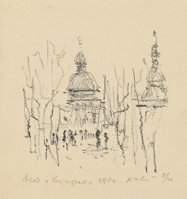 Andrej Doboš - Veže v Leningrade
