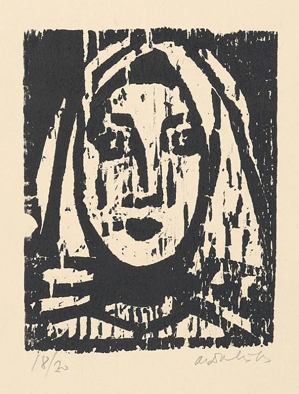 Andrej Doboš - Hlava ženy