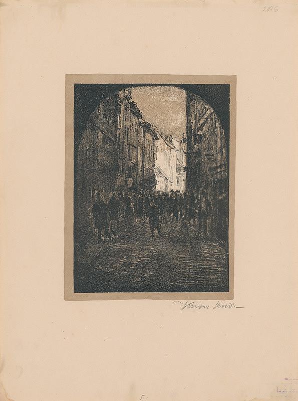Eugen Krón - Zámočnícka ulica