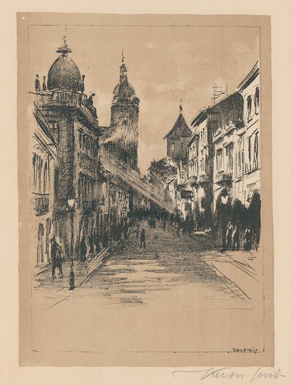 Eugen Krón - Mlynská ulica