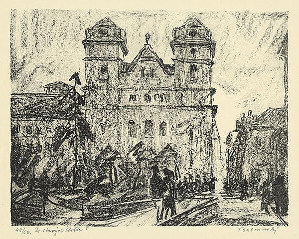 Július Bukovinský - Zo starých Košíc I.