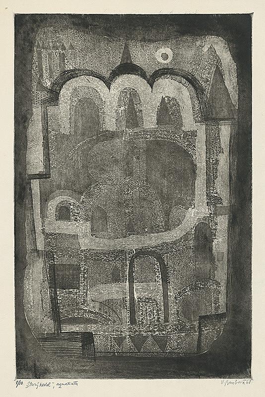 Viera Bombová - Starý kostol