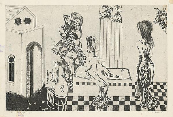 Emil Sedlák – Eva v kúpeli I.