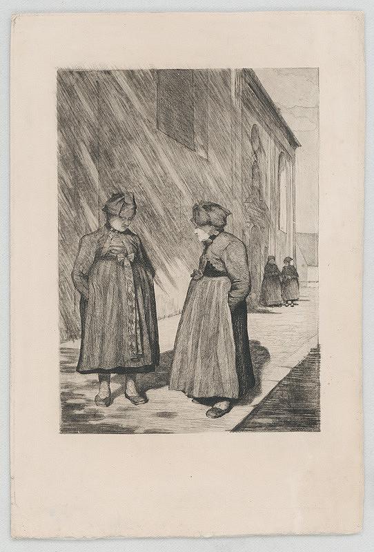 Ákos Aranyossy - Dve starenky na ulici