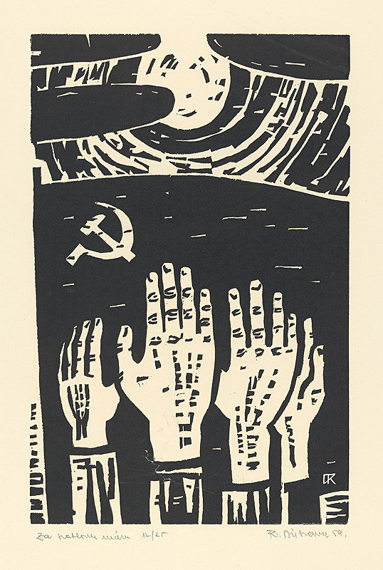 Robert Dúbravec - Za svetlom mieru