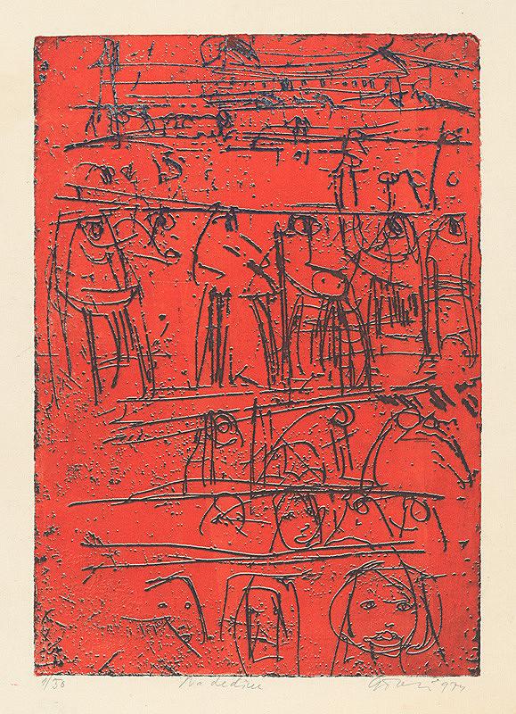 Andrej Doboš – Na dedine