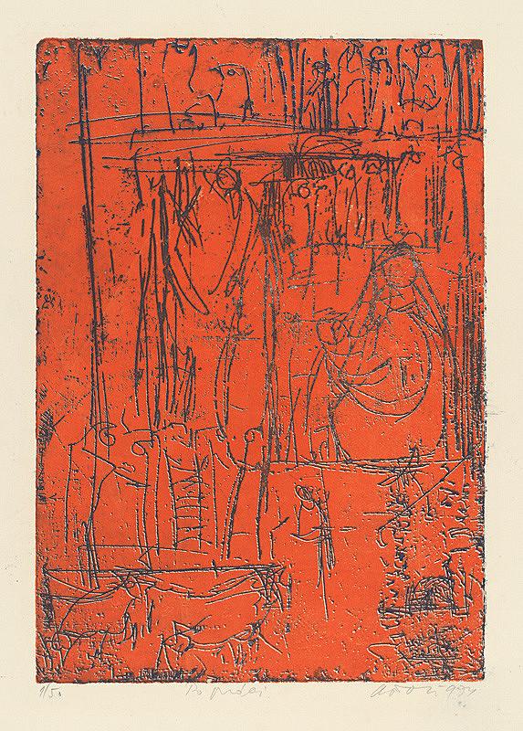Andrej Doboš – Po práci