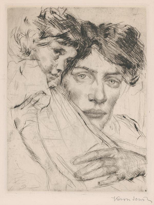 Eugen Krón – Matka s dieťaťom