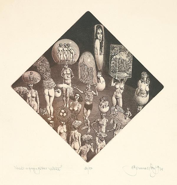 Albín Brunovský - Nosiči a propagátori vášní