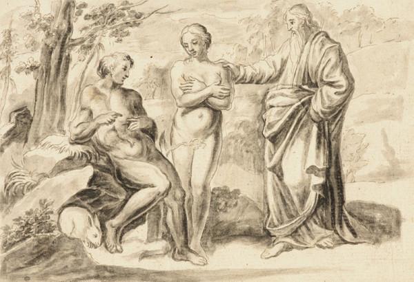 Vojtech Klimkovič – Adam a Eva