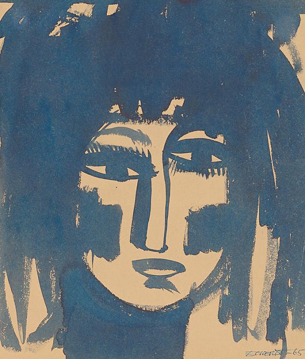 Alexander Eckerdt – Hlava ženy