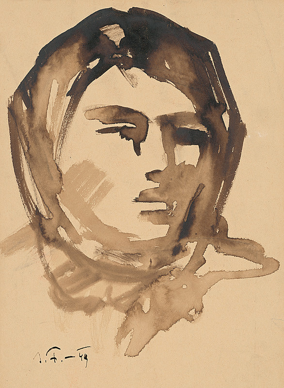 Jozef Fabini – Hlava ženy