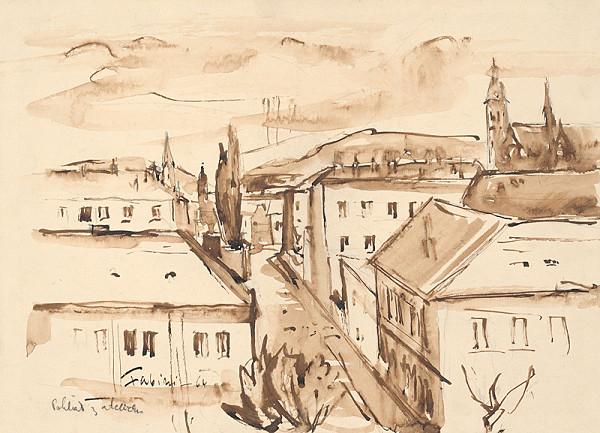Jozef Fabini - Pohľad z atelieru