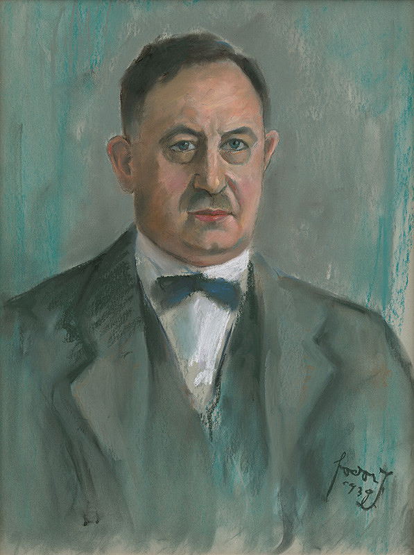 Štefan Fodor – Podobizeň muža