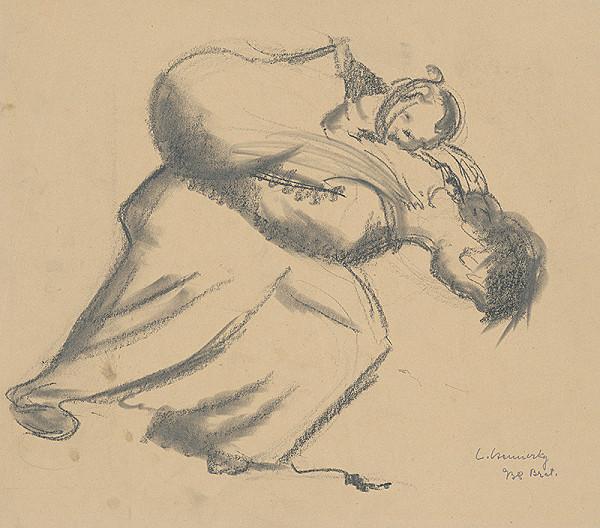 Ladislav Čemický – Žena s dieťaťom