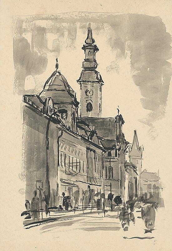 Július Bukovinský – Z Prešova